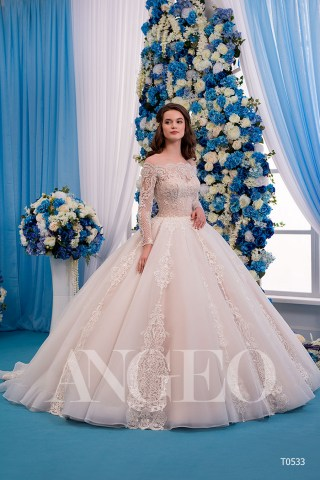 T0533 by Angeo Bridal