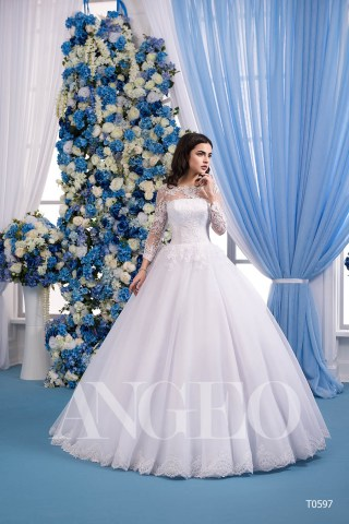 T0597 by Angeo Bridal